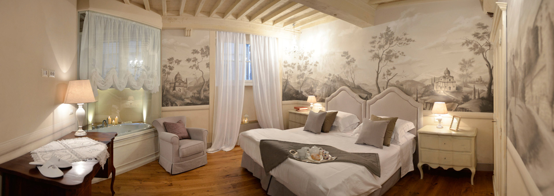 Bed and breakfast in centro storico a cortona con centro for A bed and breakfast